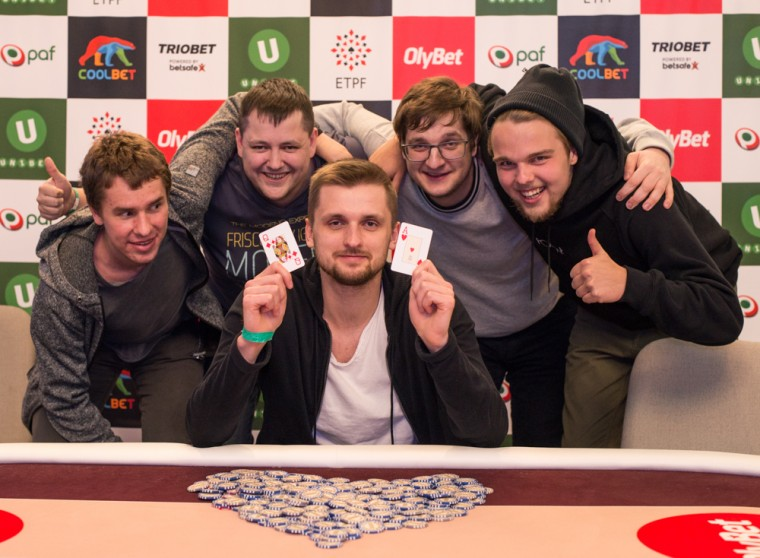 Kellest võiks saada Eesti esimene pokkerimiljonär ja kuidas läheb naabritel?