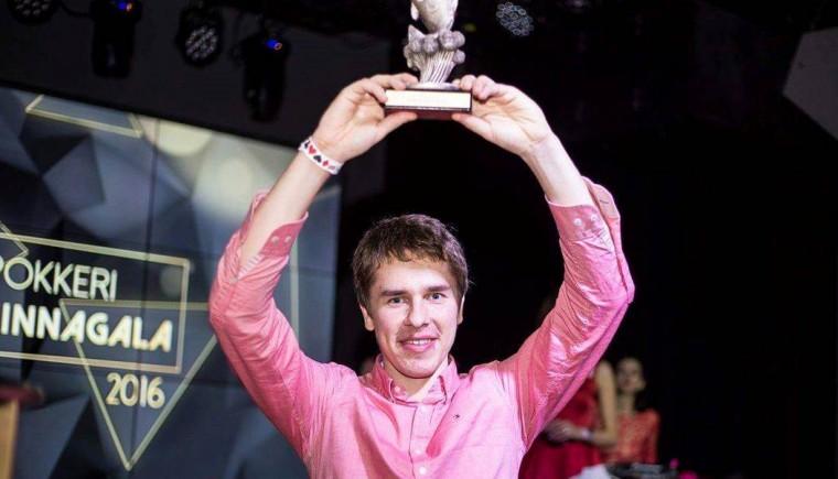 ETPF valis 2016. aasta parimaks pokkerimängijaks turniiriproff Markku Koplimaa