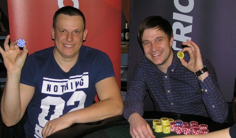 Uskumatu: samad Põlva mehed võtsid Triobeti pokkerikarikal taas kaksikvõidu!