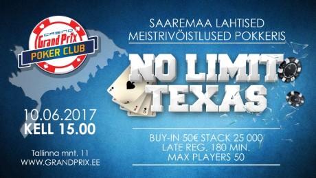 Tulekul järgmine Casino Grand Prix suurüritus: Saaremaa meistrivõistlused 2017!
