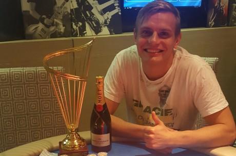 Tartu meistrivõistlustel pokkeris osales rekordarv mängijaid, võitja Tanel Adson