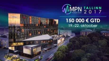 MPN Poker Tour tuleb kolmandat aastat järjest Tallinna