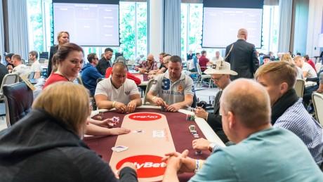 Tallinn Summer Showdown pokkerifestivalil on mängus ligi 300 000 eurot