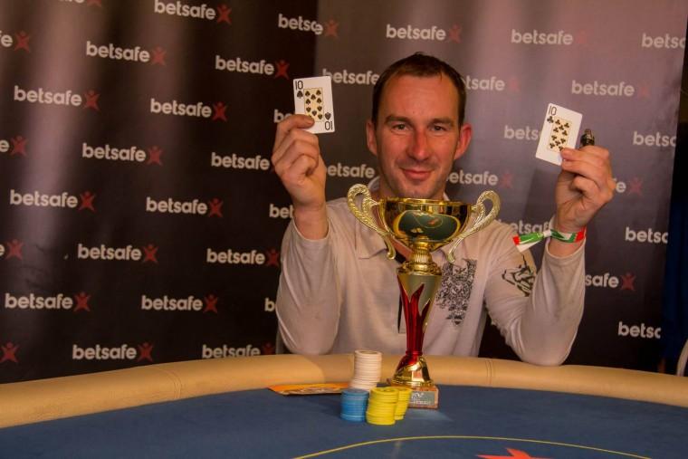 Selgus Võru pokkerimeister - tiitlivõitjaks krooniti Aimar Labi