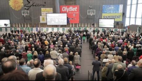 OlyBeti spordiennustuses saab kohalike valimiste raames panuseid teha