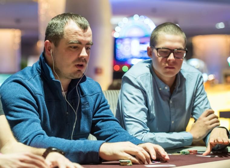 Jaan Vaabel ja Martin Piik liitusid Olympic Casino pokkeritiimiga