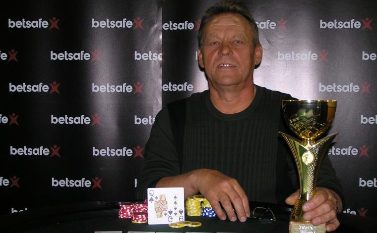 Tartumaa pokkerimeistriks tuli vanameister Leo Jäger