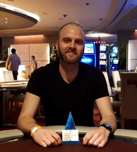 Kalle Suvi jätkab edukat pokkeriaastat - lisandus Paf Live'i tiitel