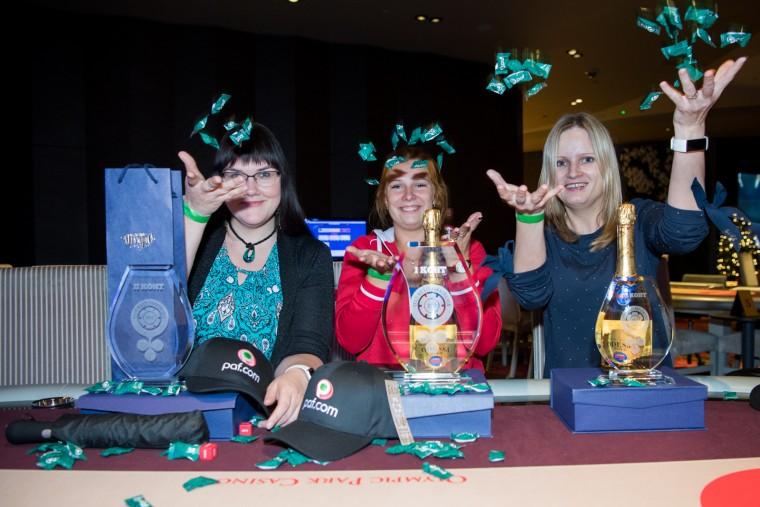 Eesti Naiste Pokkeriliiga 2017 võitis Birgit Tammel