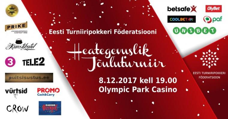ETPF korraldab heategevusliku turniiri lastekodust elluastuvate noorte toetuseks