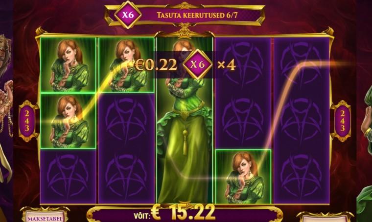 10. jaanuaril Coolbetis: 50 tasuta spinni slotimängus 7 Sins!
