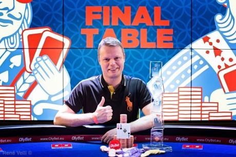 VIDEO: OlyBet Kings of Tallinn põhiturniiri ja 62 000 eurot võitis Juha Helppi