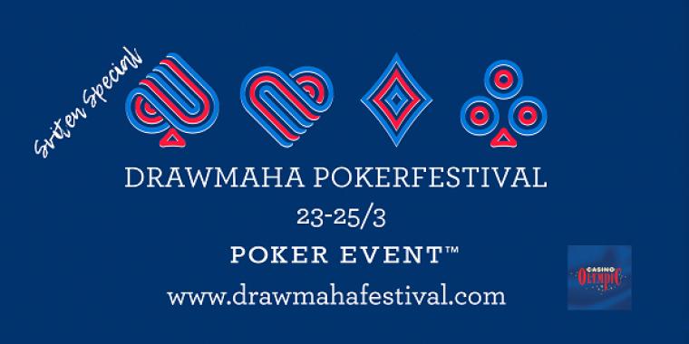 Täna algab Tallinnas Drawmaha festival (lisatud Sviten Special mänguõppe video)