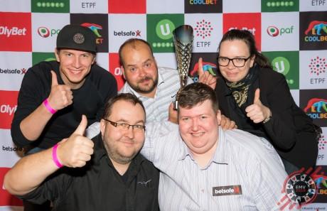 Võistkondlik Eesti meistritiitel läks Tartu hobimängijatele