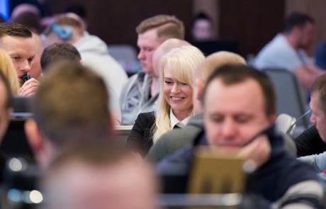 EMV põhiturniiril rekordiline 73 943-eurone auhinnafond