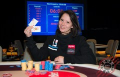 1. koht Carmen-Elina Vist  733,85 €