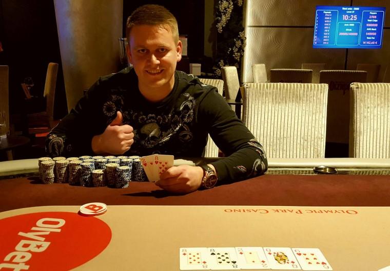 Mairold Millert võitis kauaoodatud Eesti meistritiitli!