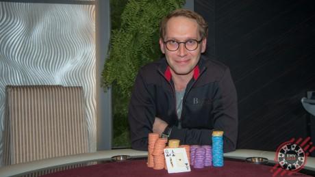 Pokkeri Eesti meistrivõistluste põhiturniiri võitis Ermo Kosk