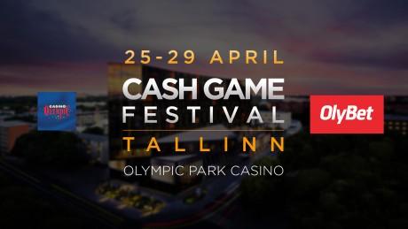 Jälgi täna Cash Game Festival Twitch kanalit ja saa osa 1500 € auhindadest