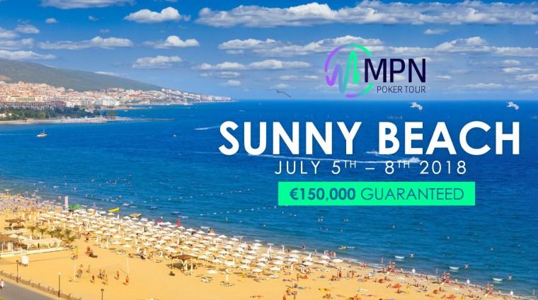 KUUM: MPN Poker Tour Bulgaaria Sunny Beach 5.-8. juuli 2018