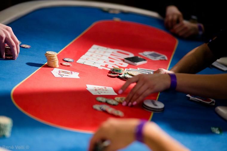 Teisipäeval Olympic Casino Olümpias Naistepäeva eriturniir