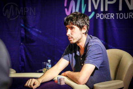 Dmitri Fomitsa sai MPN Poker Touril kolmanda koha ja võitis 20 100 eurot