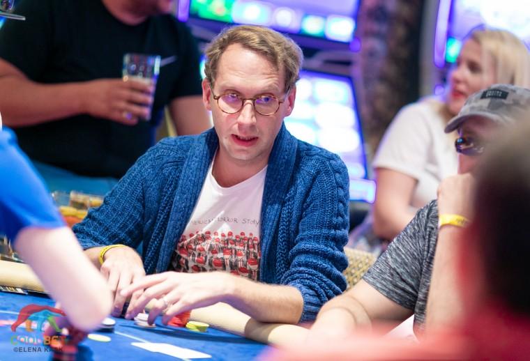 Ermo Kosk võitis oma pokkerikarjääri kolmanda Eesti meistritiitli