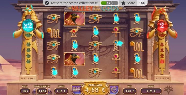 Kes lahendab kasiinomissiooni kõige kiiremini? Auhinnafond 4000 eurot!