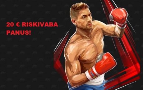 Vaid uuele Coolbeti kliendile: panusta riskivabalt ühele UFC229 matšile!