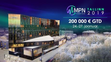 MPN Poker Tour tuleb neljandat korda Tallinna!