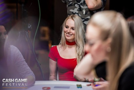 Christin Mäemets on Cash Game Festivali uus ametlik kommentaator