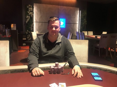 Taago Tamm võitis taas OlyBet Poker Series karika, Carmen-Elina Vist teine!