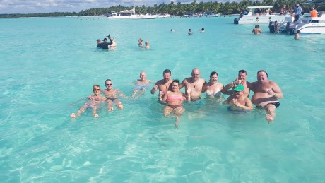 Reisijutt: Kuidas eestlased Pafi kulul Kariibidel käisid
