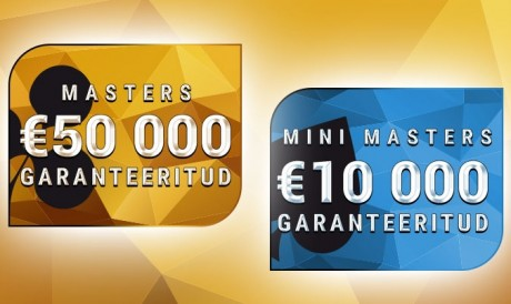 MPN võrgustikus: €50 000 GTD Masters ning €10 000 GTD Mini Masters