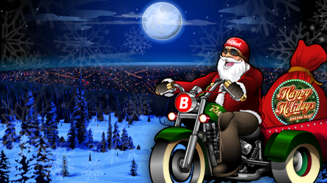 Täna on viimane päev OlyBetis tasuta jõulukeerutused ja pokkeripiletid lunastada