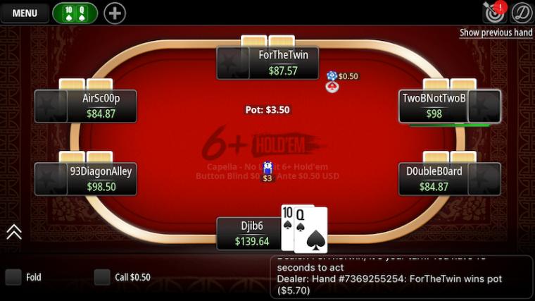 Pokerstarsis saab nüüd mängida Short Deck ehk 6+ Hold'emit (lisatud video)