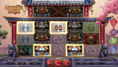 Coolbet pillub oma slotimängijatele juhuslikke 50-euroseid võite. Nii 60 korda!