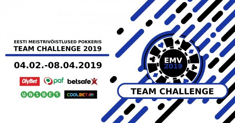 Juba 4. veebruaril asutakse selgitama võistkondlikku Eesti pokkerimeistrit!
