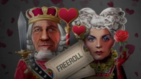 Sõbrapäev Unibetis: logi pokkerituppa sisse ja saa tasuta turniiripilet!